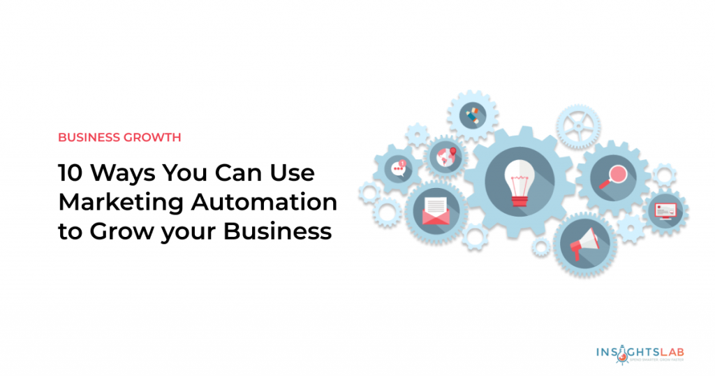 Marketing automation to grow and scale your business